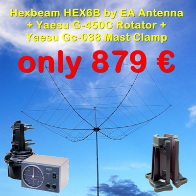 Hexbeam + G-450c